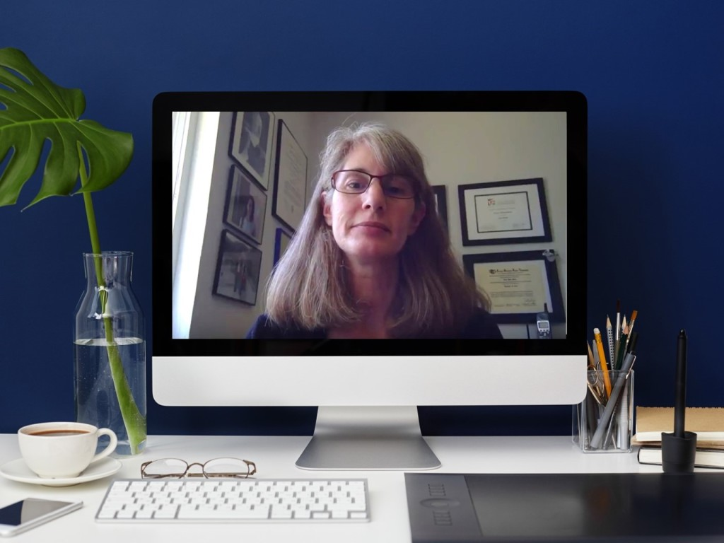 Virtual organizing with Lisa Mark, Certified Professional Organizer