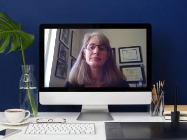 Virtual organizing with Lisa Mark, Certified Professional Organizer